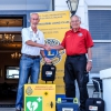 New Defibrillators for the Group