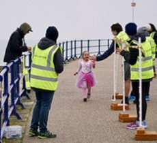 Eastbourne junior parkrun